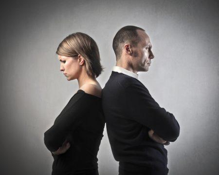 Развод и ссора