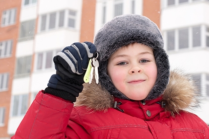 Купить квартиру, если прописан несовершеннолетний ребенок
