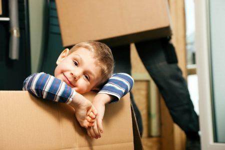 Купить квартиру, если прописаны дети