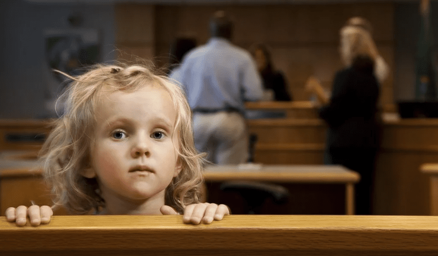 Споры о детях - с кем его оставит суд